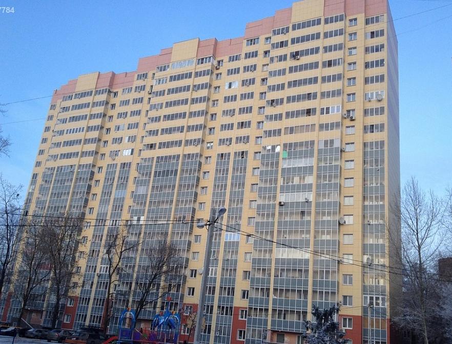 Жилой дом в поселке Силикат Московской области