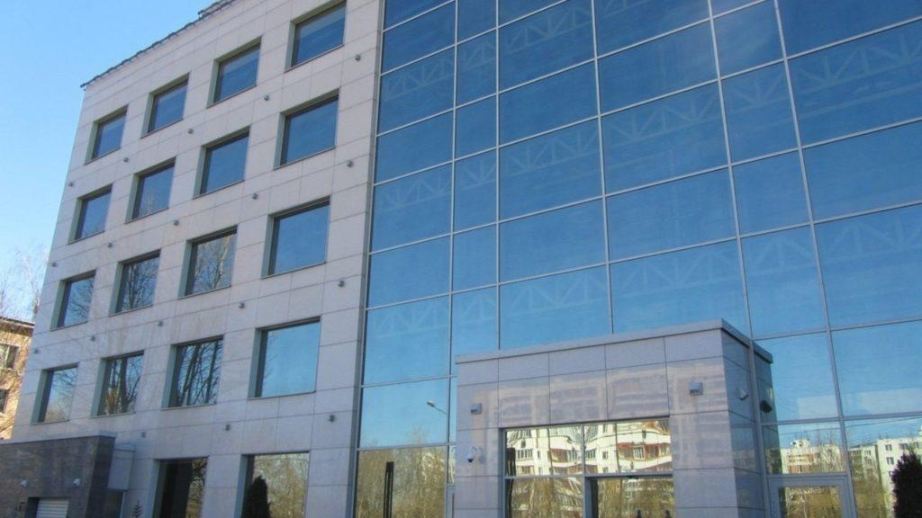 Административно-офисное здание Нагорная,20